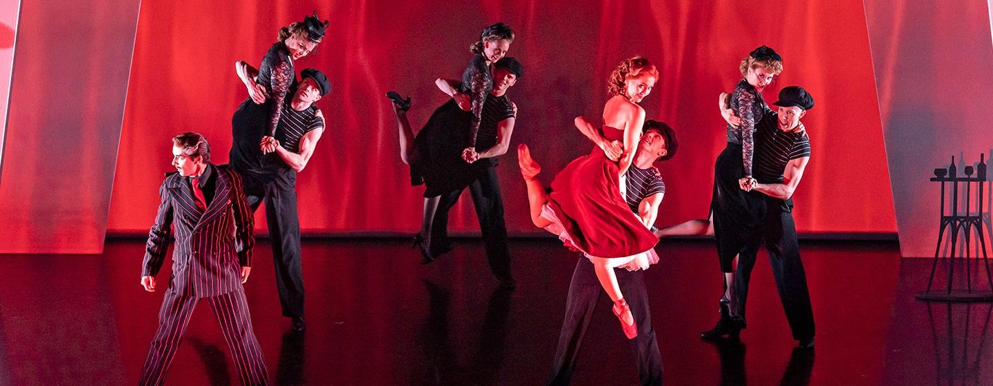 Great Performances, The Red Shoes