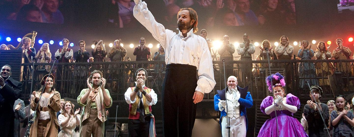 Les Misérables 25th Anniversary Concert at the O2