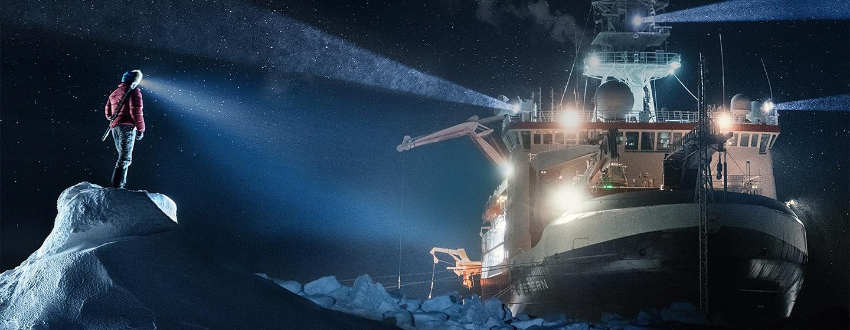 Nova, Arctic Drift