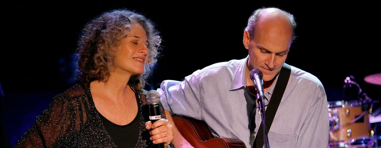 Carole King & James Taylor at The Troubadour