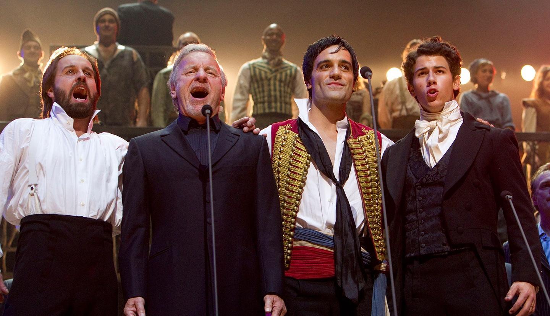 Les Misérables 25th Anniversary Concert at the O2