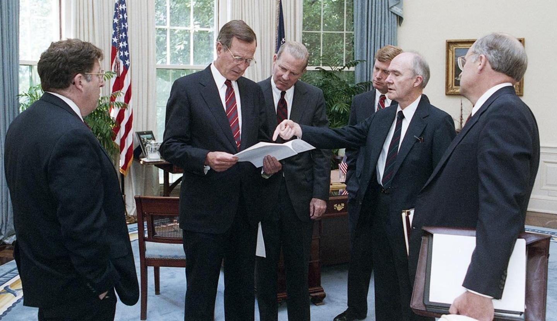 Statecraft: The Bush 41 Team