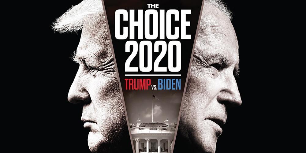 Frontline, The Choice 2020: Trump vs. Biden