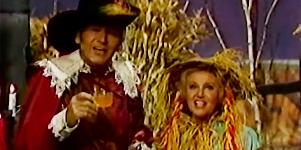 The Lawrence Welk Show, Halloween Party