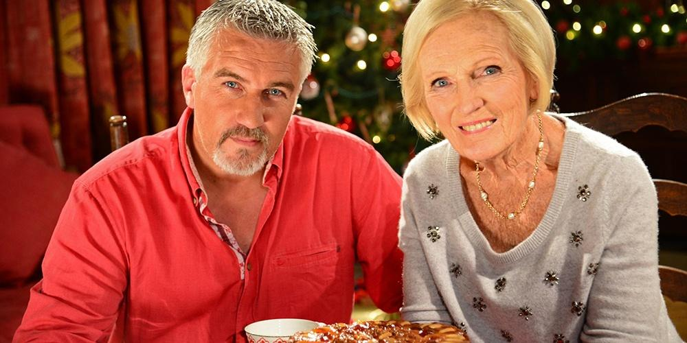 The Great British Baking Show, Season 1: Christmas Masterclass