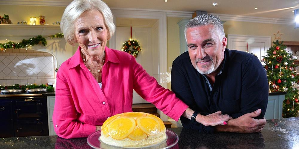 The Great British Baking Show, Season 3: Christmas Masterclass