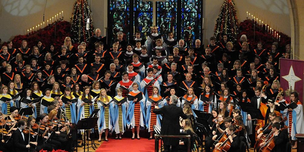 Hope College Christmas Vespers