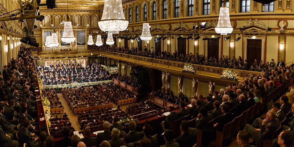 Great Performances, From Vienna: The New Year's Celebration 2021