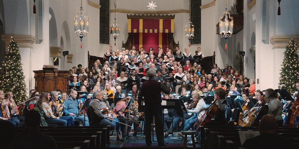 Classic Christmas with the Bach Festival Society