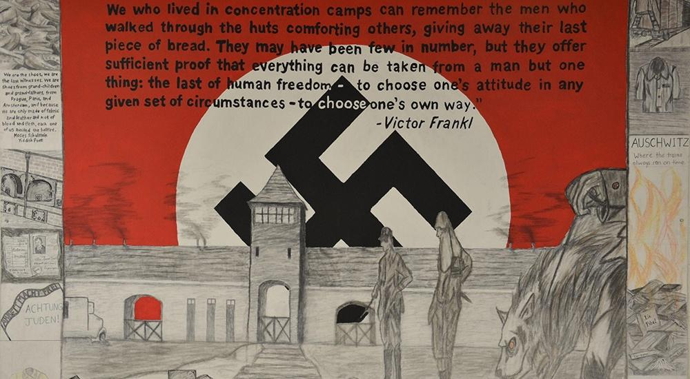 Murals of the Holocaust