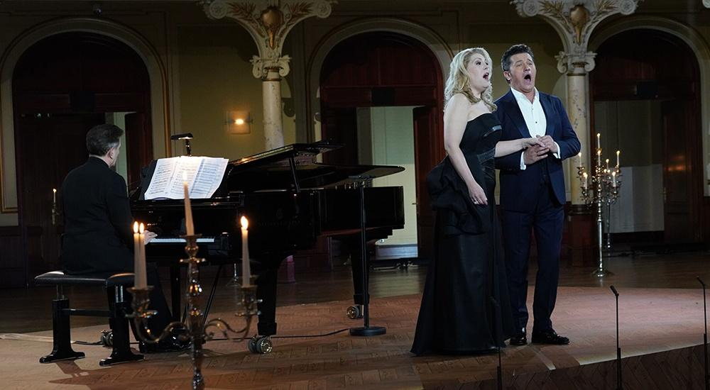 "Great Performances at the Met, ""Sondra Radvanovsky & Piotr Beczala in Concert"""
