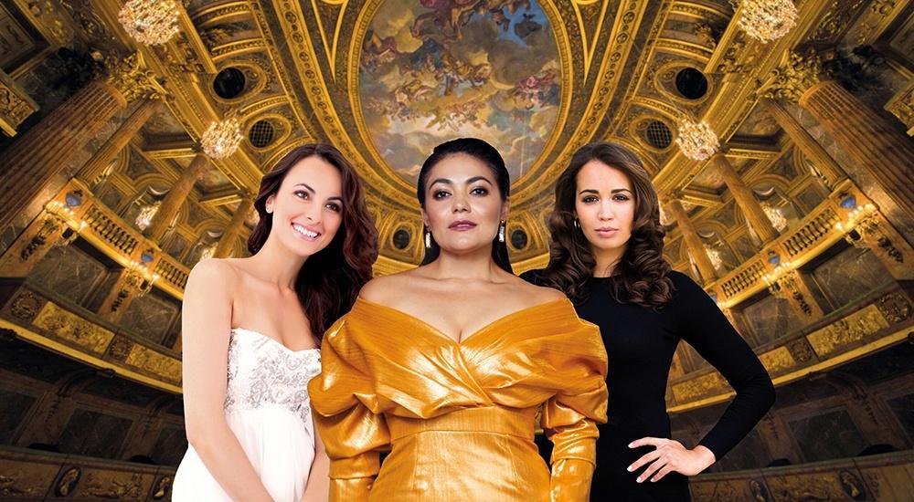 "Great Performances at the Met, ""Three Divas at Versailles"