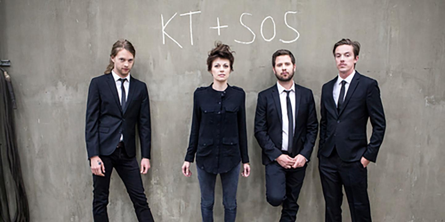 Kate Tucker and the Sons of Sweden
