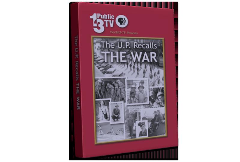 The U.P. Recalls the War on DVD