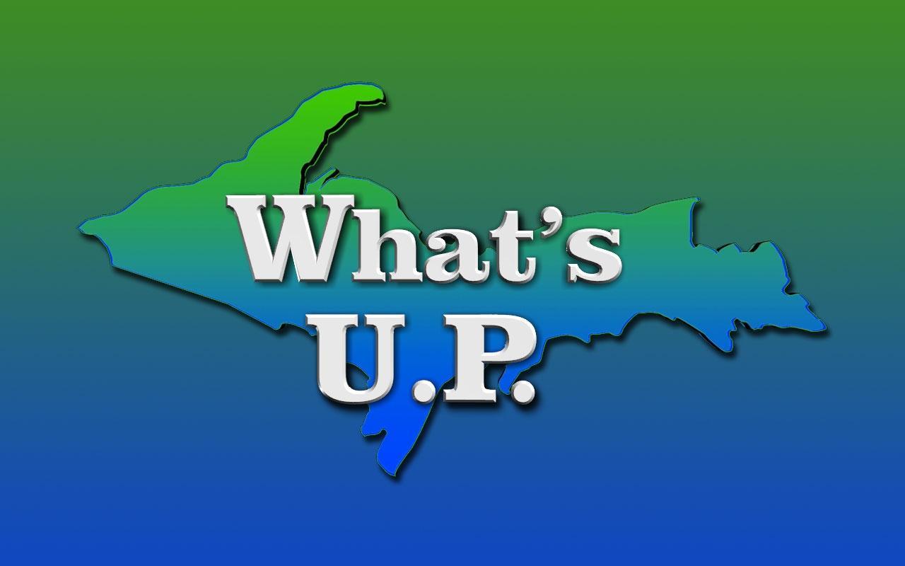 What's U.P. program logo