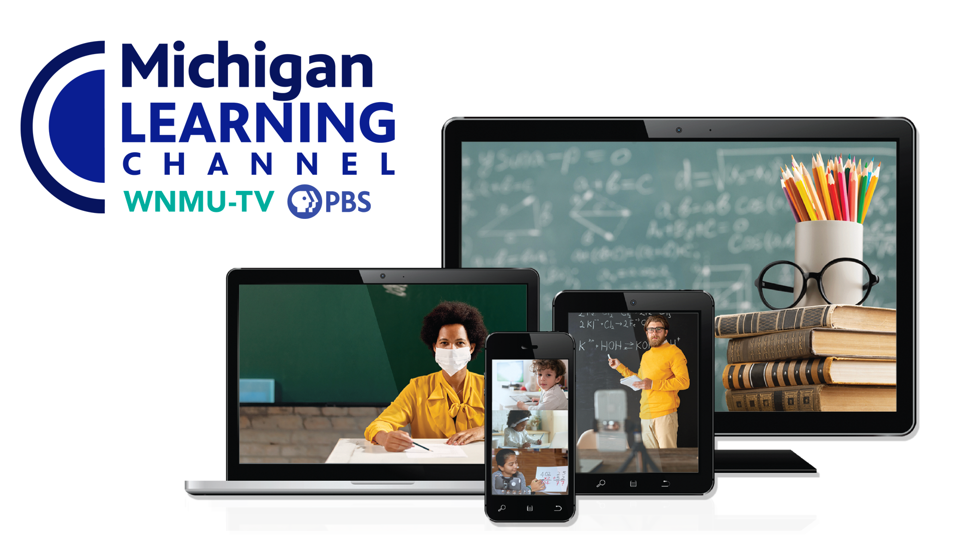 Michigan Public Media Launches Michigan Learning Channel