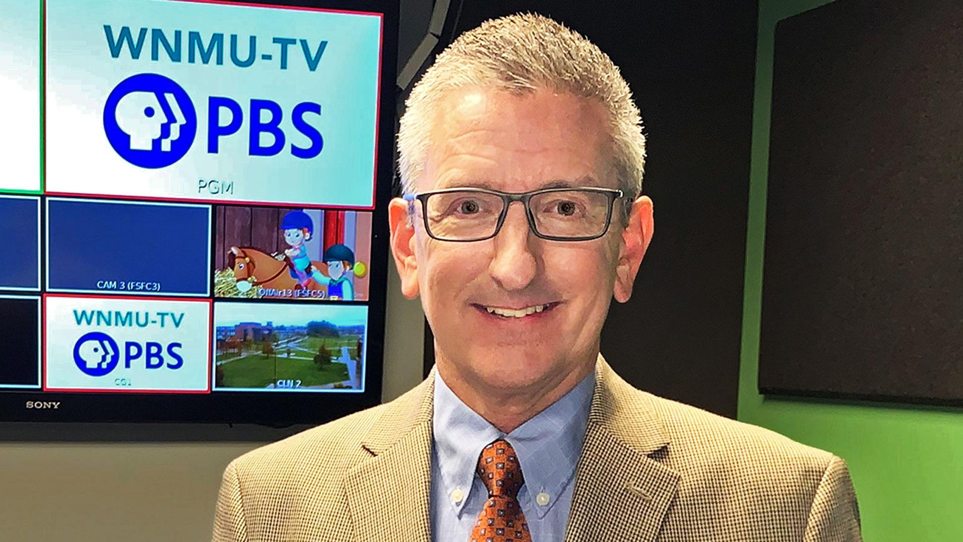 Mike Settles, Host and Producer of Media Meet