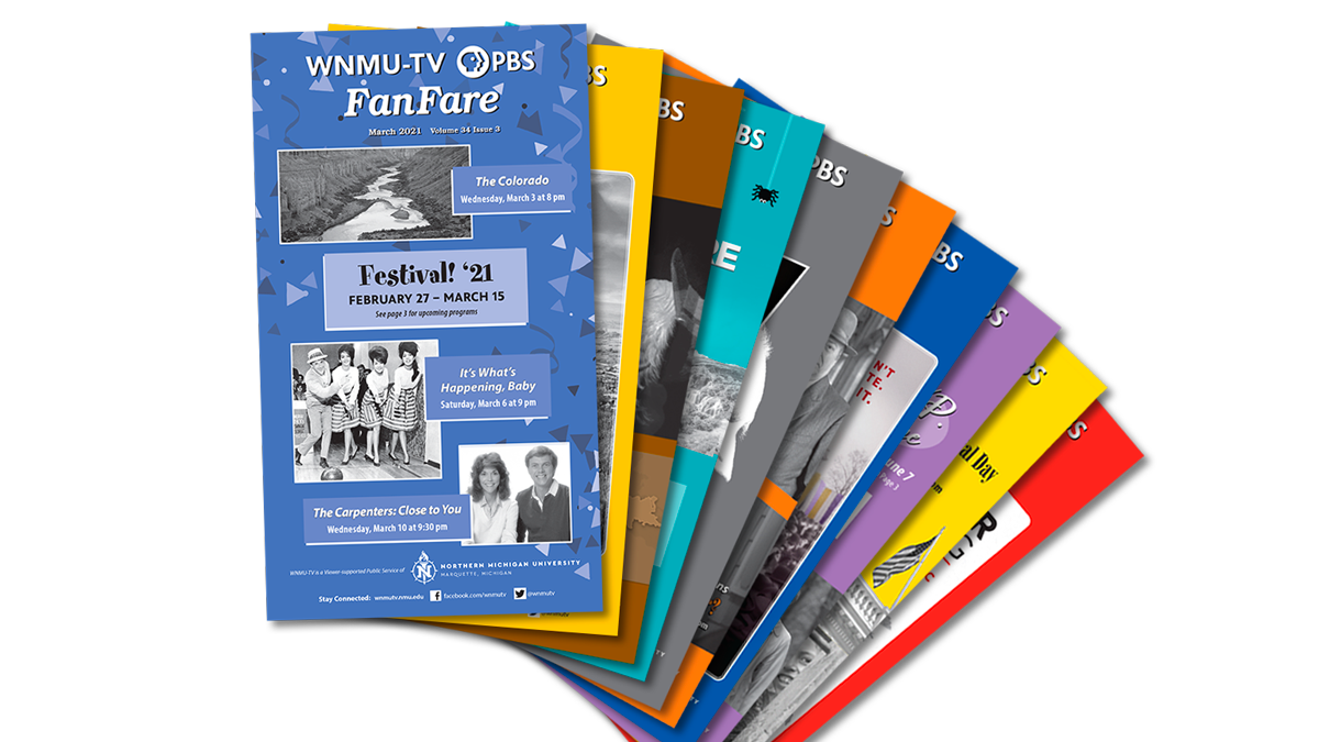 Fanfare Monthly Program Guide