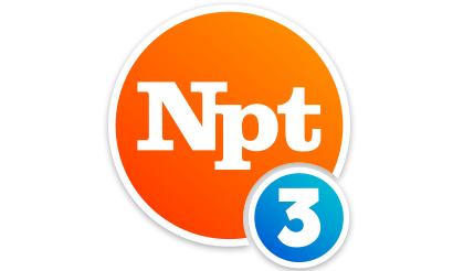 PBS Kids on NPT 3 Logo