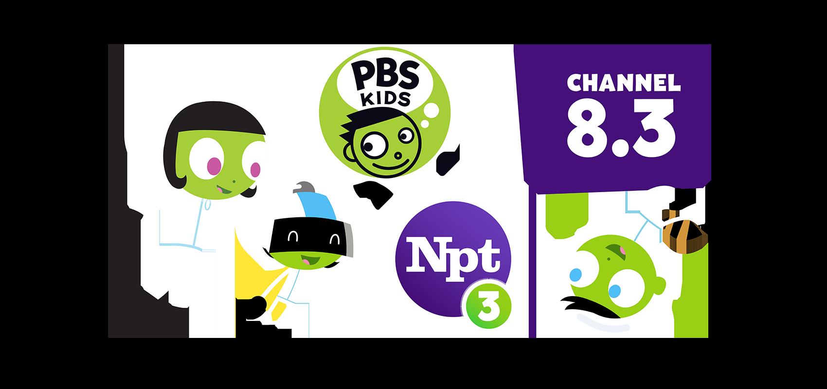 PBS Kids on NPT3