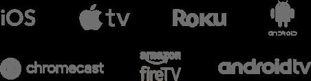 PBS Video App Platforms