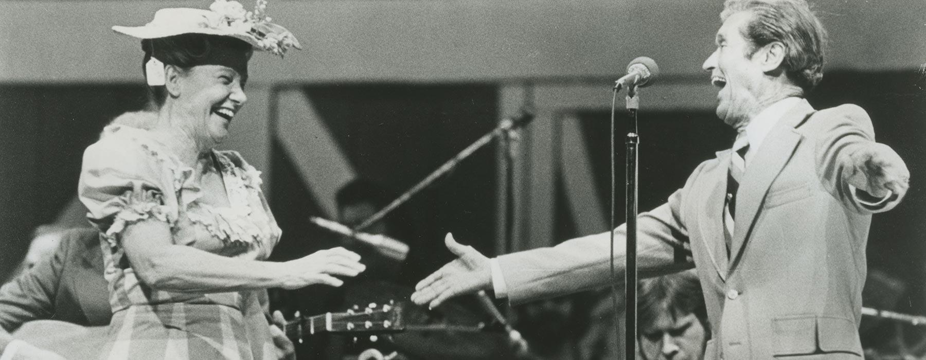 Minnie Pearl & Roy Acuff Ken Burns Country Music on NPT