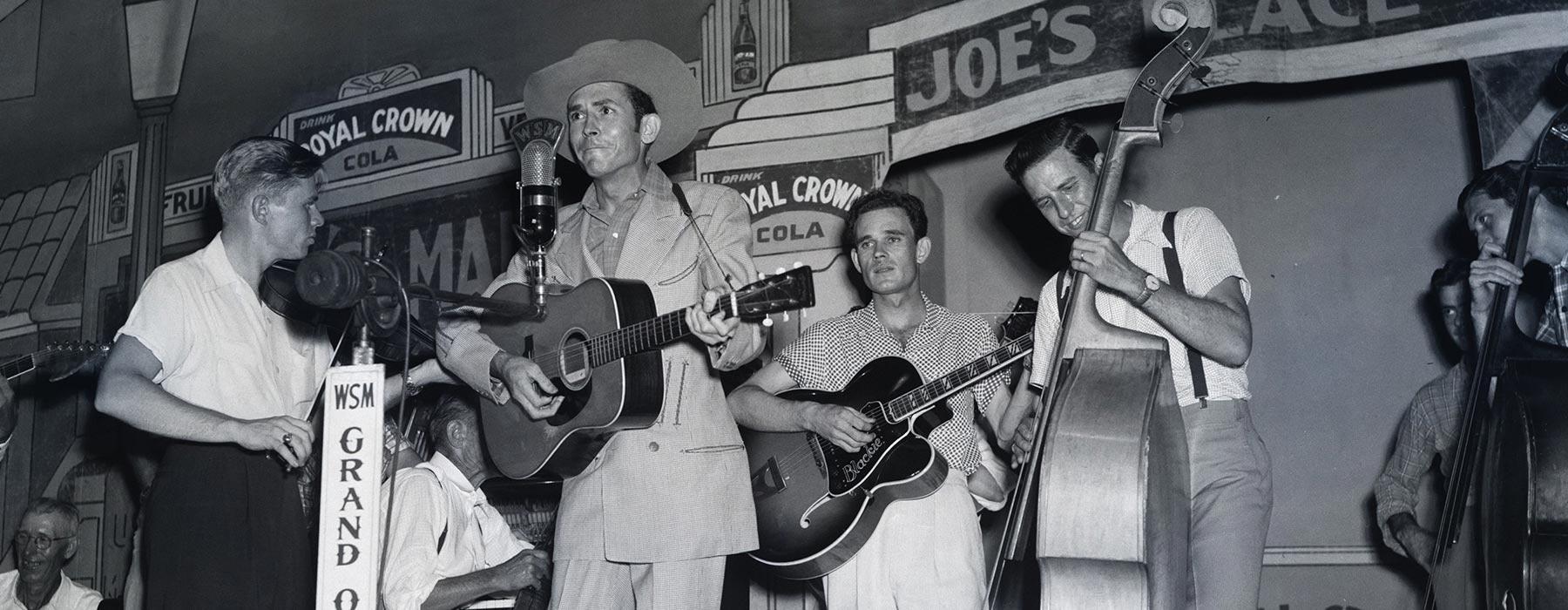 Hank Williams Ken Burns Country Music on NPT