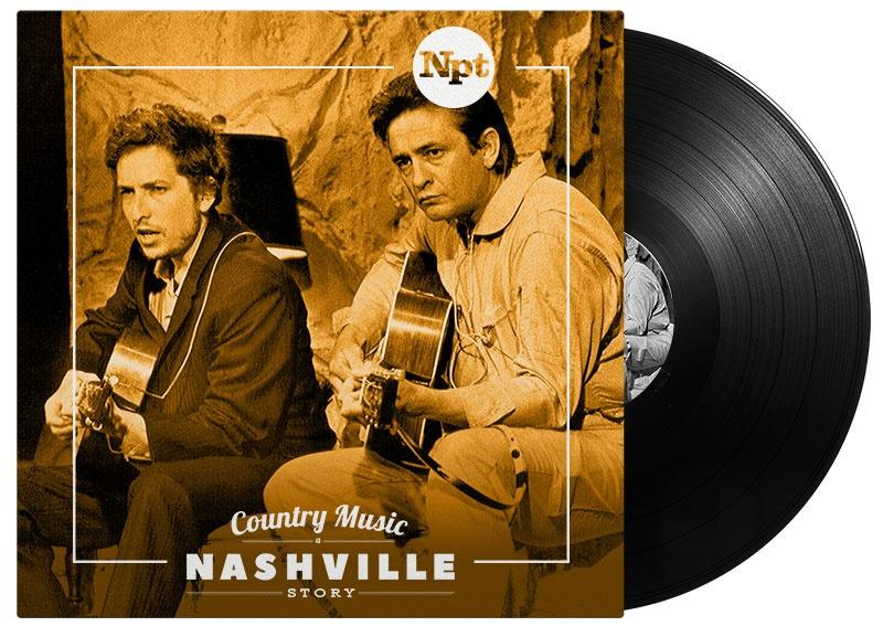 Bob Dylan Records in Nashville | NPT