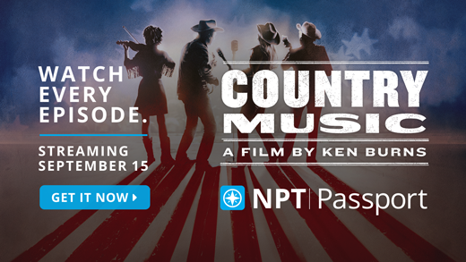 Ken Burns Country Music Passport Tout