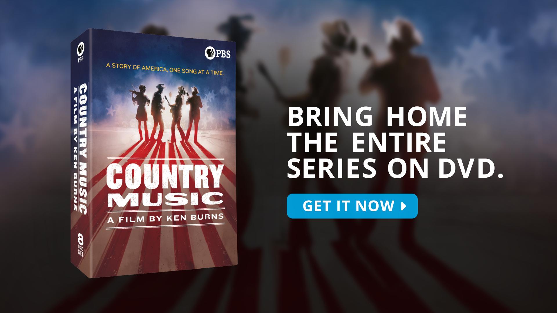 Ken Burns' Country Music | 8-Set-DVD