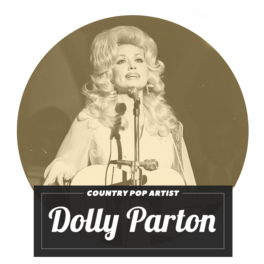 Country Pop Archetype Dolly Parton