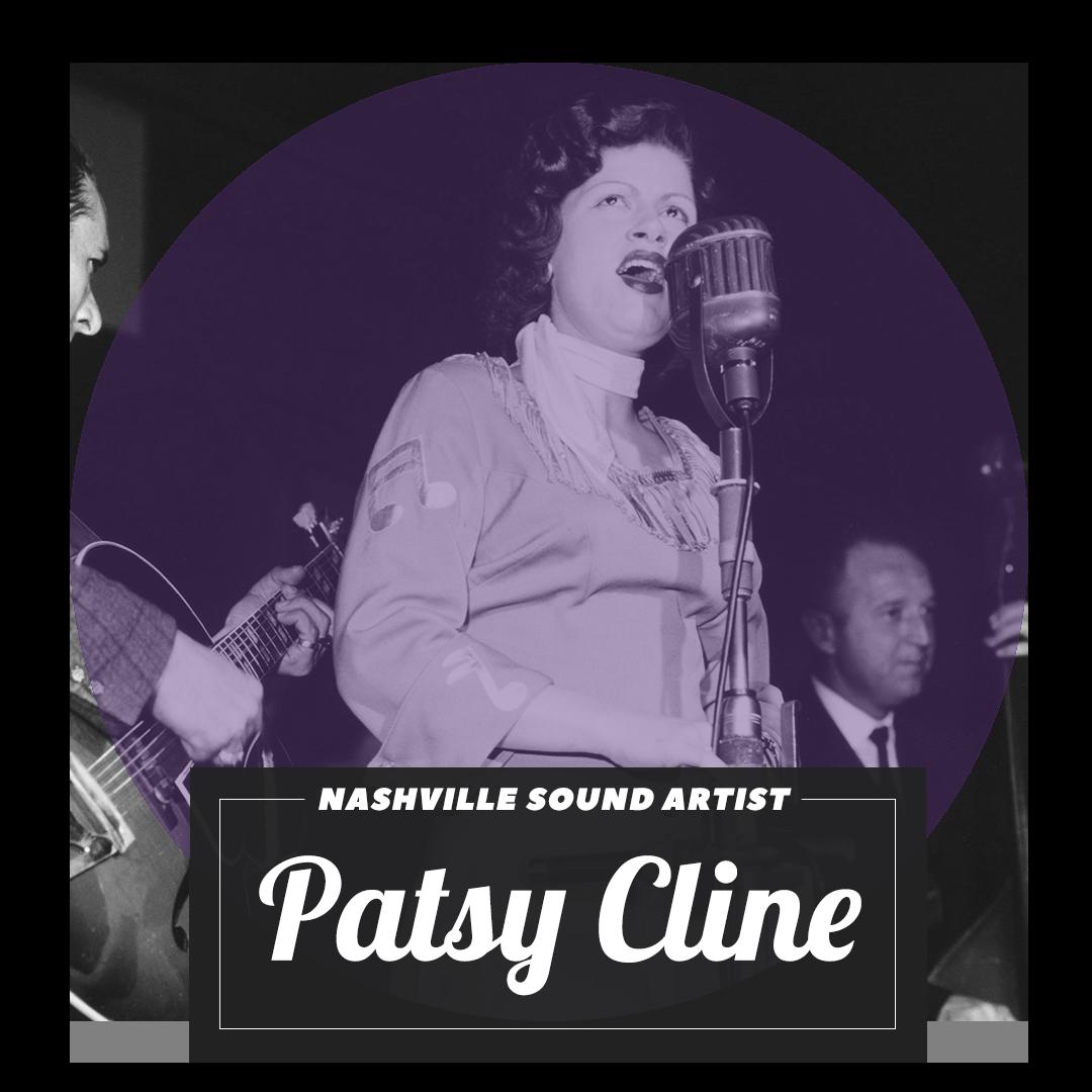The Nashville Sound Archetype Patsy Cline