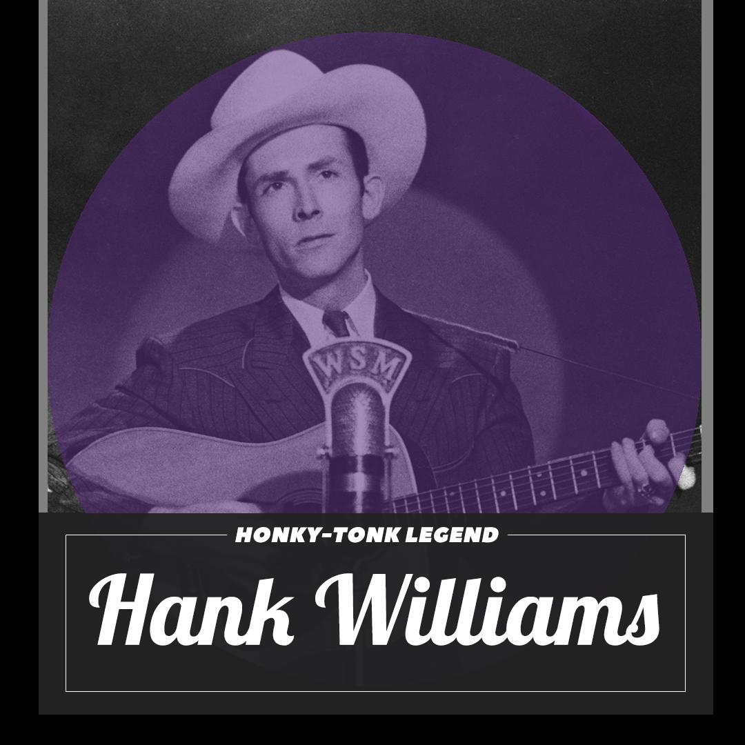 Hank Williams Honky-Tonk Archetype