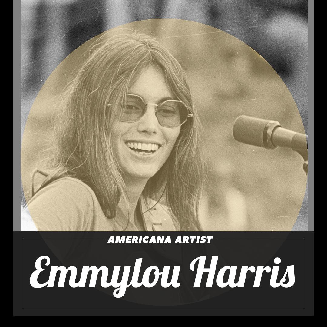 Americana Archetype Emmylou Harris