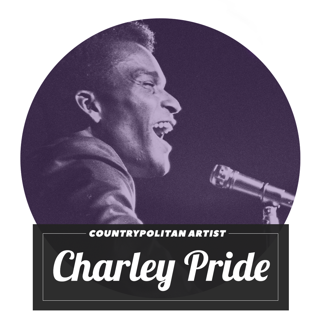 Countrypolitan Archetype Charley Pride