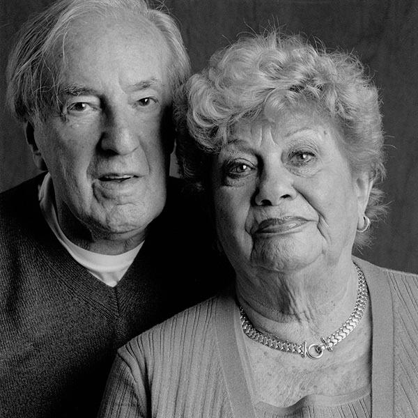 Henry Wolkoff and Sally Abramczyk Wolkoff