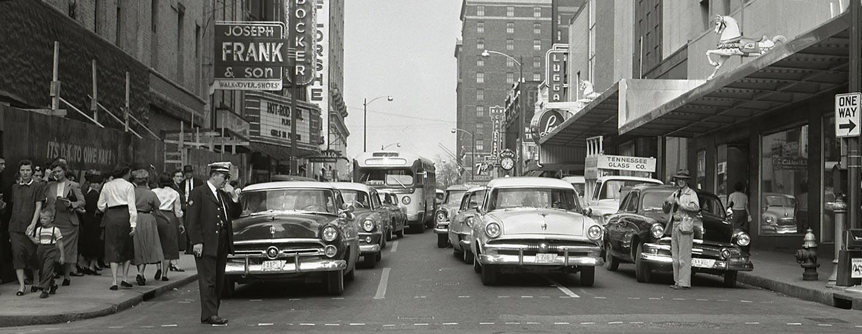 Memories of Downtown Nashville