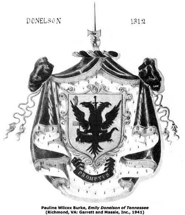 Donelson Family Crest