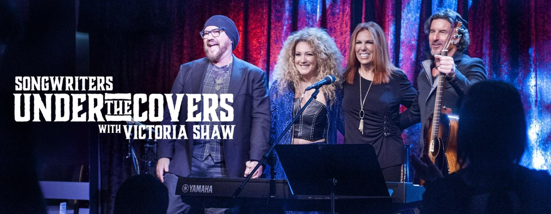 Songwriter's Under the Covers with Victoria Shaw on NPT