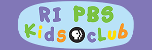 Rhode Island PBS Kids wordmark