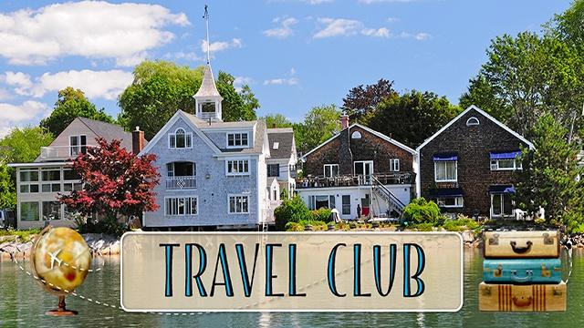 Travel Club - houses overlooking the water