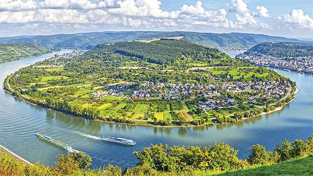 Magical Rhine and Moselle River Cruise