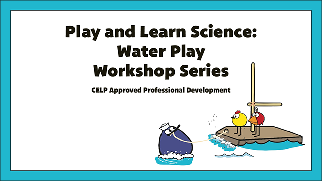 Play and Learn Science: Water Play
