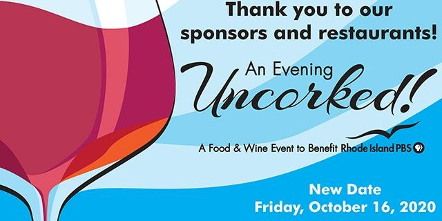 An Evening Uncorked! Thank You