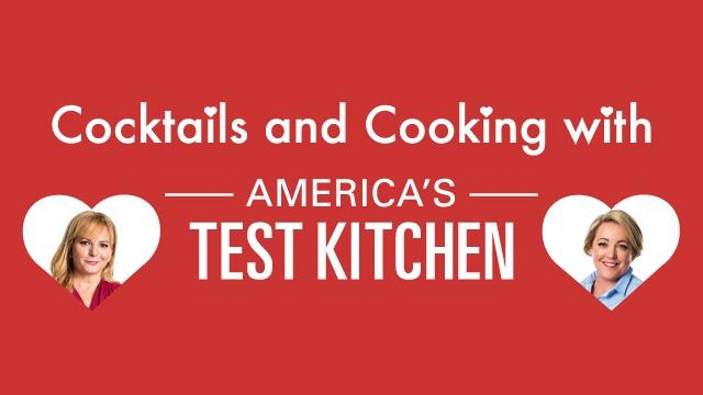 America's Test Kitchen hosts Julia Collin Davison and Bridget Lancaster