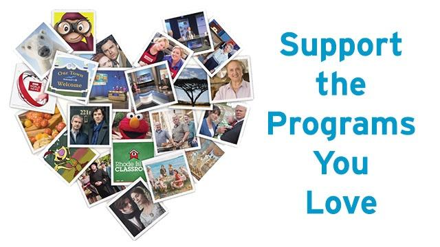 Support the Programs You Love