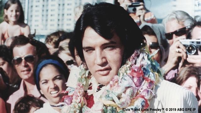 Elvis Presley in Hawaii