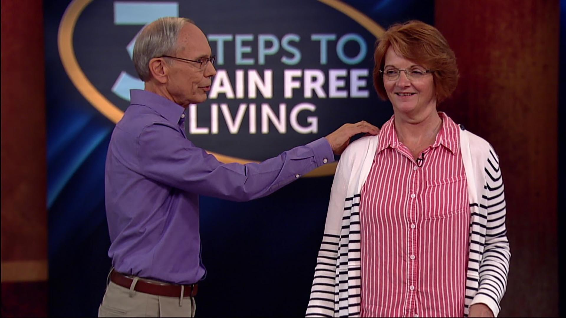 3 Steps to Pain-Free Living