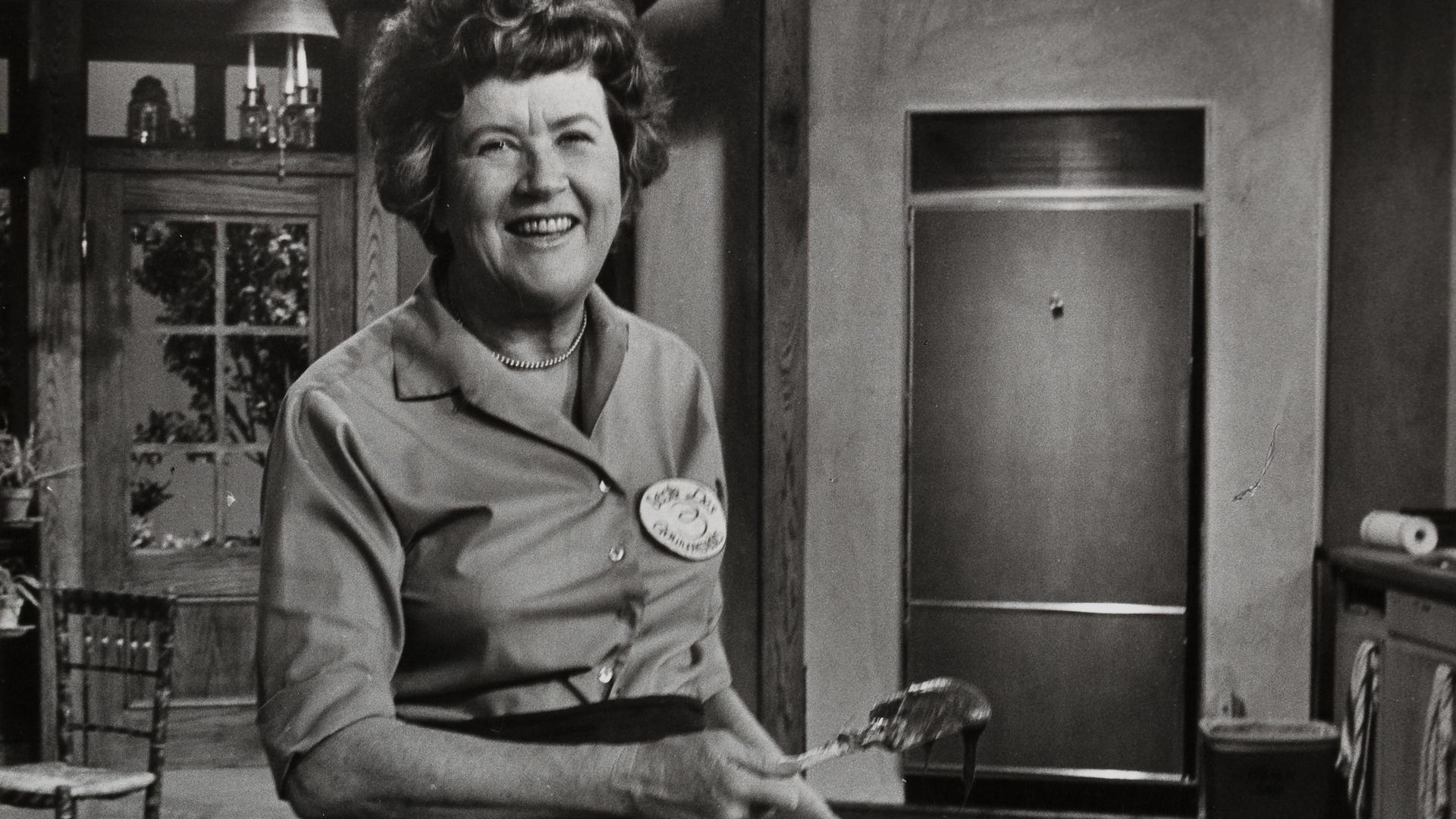 Julia Child Chocolate Cake Schlesinger Library Radcliffe Institute Harvard University