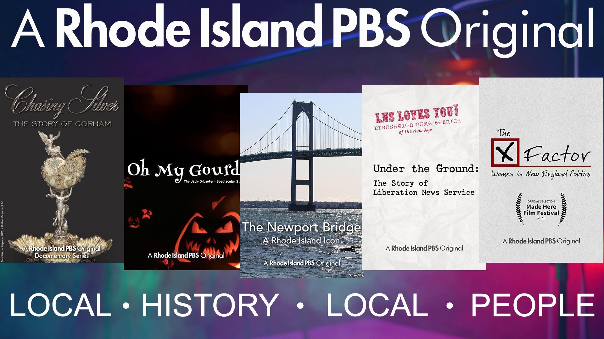 Rhode Island PBS Original Documentaries